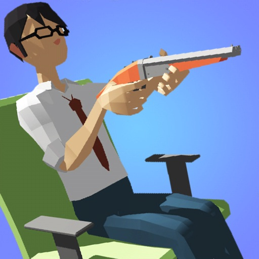 Chair.io - Sit & Shoot