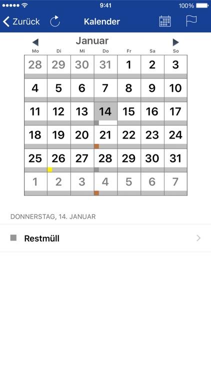 Abfall App screenshot-3