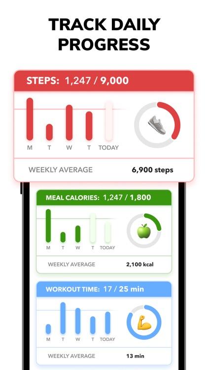 BetterMe: Widget Workout& Diet screenshot-6