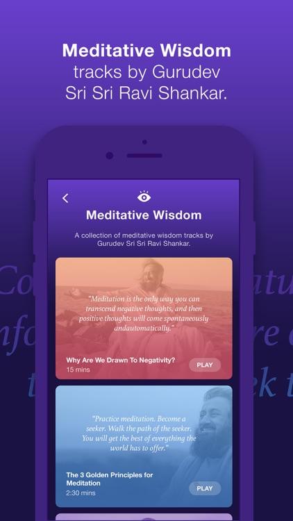 Sattva Meditations & Mantras screenshot-3