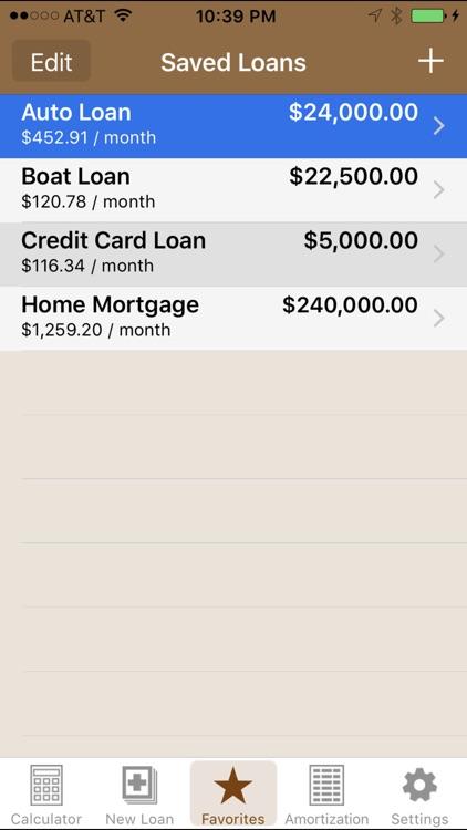 Mortgage Calculator Pro screenshot-3