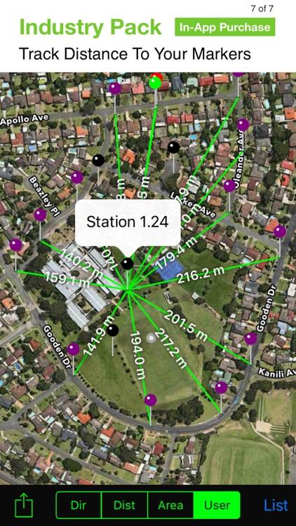 Solocator - GPS Field Camera screenshot-9