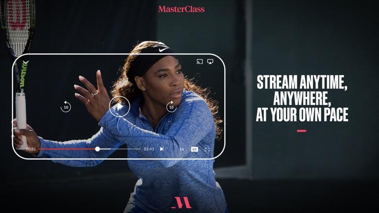MasterClass: Learn New Skills screenshot-3