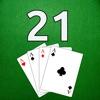 BJ21 黑杰克: 幸运21点扑克棋牌游戏