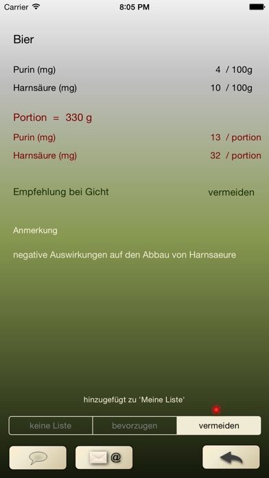 Screenshot for Purine in Germany App Store