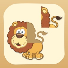 Activities of Animal Puzzles Game for Kids