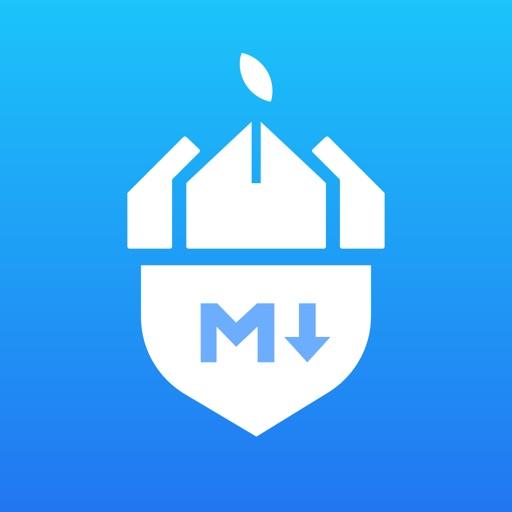 坚果云Markdown - 文档管理编辑器