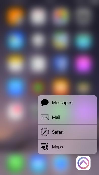 Shortcuts. Screenshots