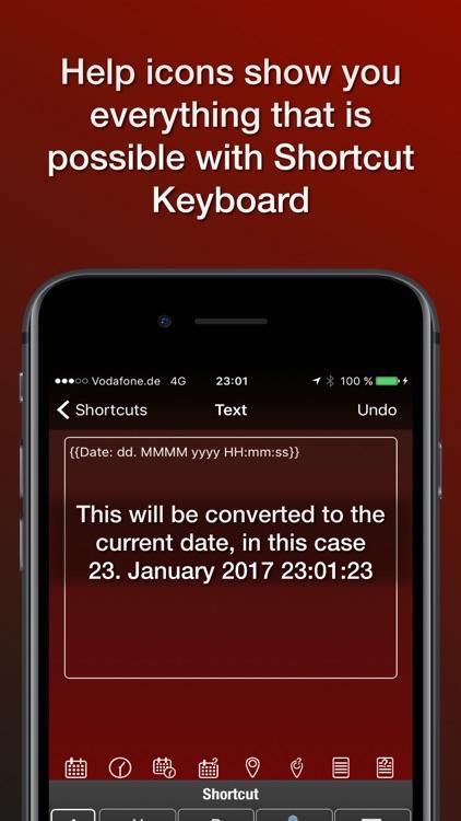 Shortcut Abbreviation Keyboard screenshot-3
