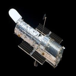 Hubble: Deep Space