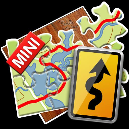 路线规划软件 TrailRunner   for Mac