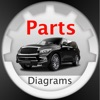 Parts for your car Infinit...