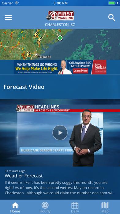 ABC News 4 Storm Trackerのおすすめ画像5