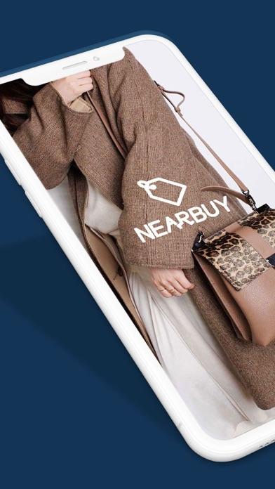 NEARBUY fashion curating screenshot one