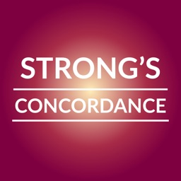 Strong's Concordance