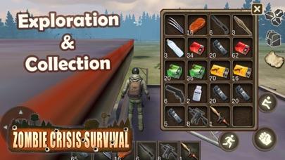 Zombie Crisis: Survival screenshot #5