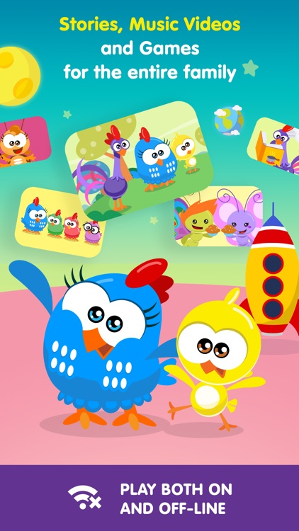 Lottie Dottie Chicken Official screenshot-1