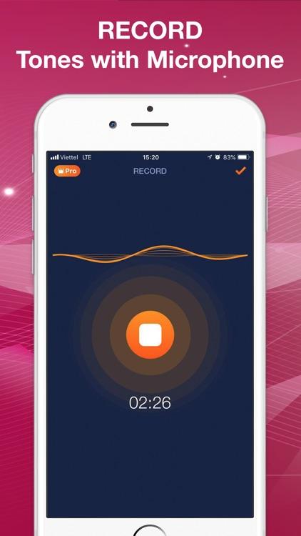 Music Ringtones - Song Maker screenshot-3