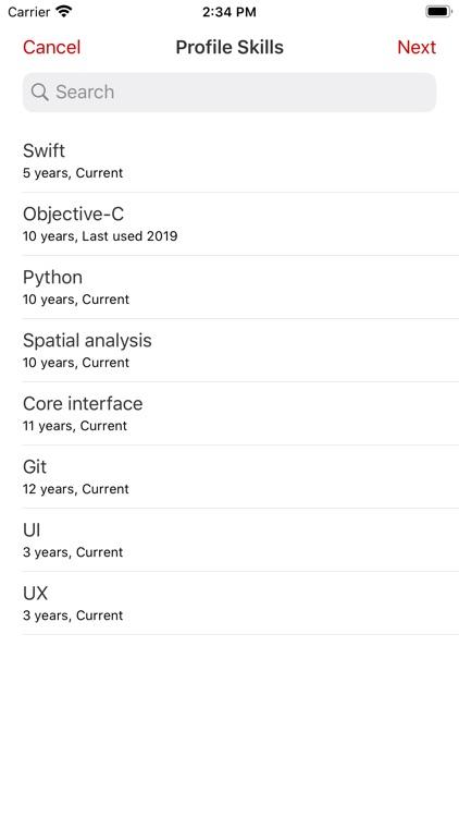 Dice Tech Jobs screenshot-3