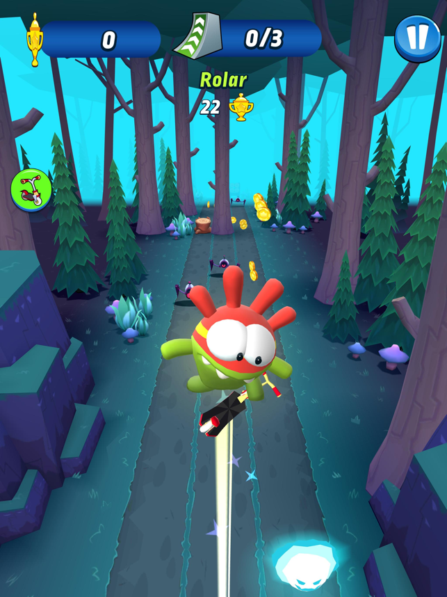 ‎Om Nom: Run Screenshot