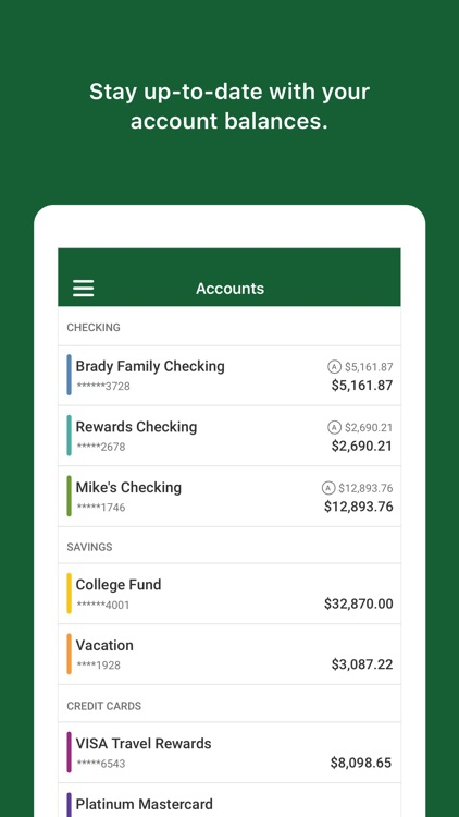 Grow Mobile Banking screenshot-0