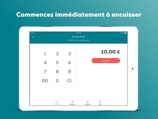 Screenshot #6 pour Lyf Pro Encaissement Mobile