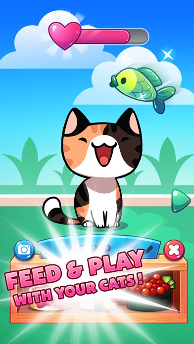 Download Cat Game - The Cats Collector! for Pc