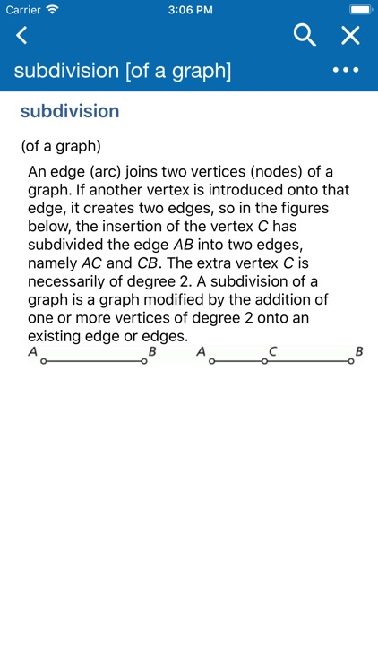 Conc. Oxford Maths Dictionary screenshot-0