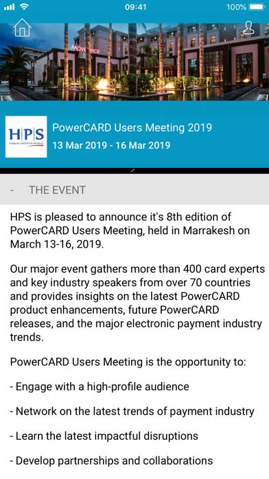 点击获取PowerCARD Users Meeting