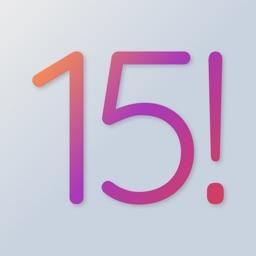 15! puzzle