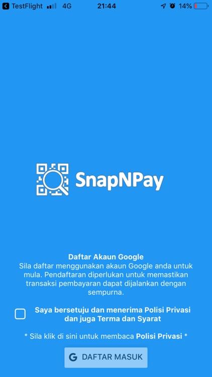 SnapNPay MY