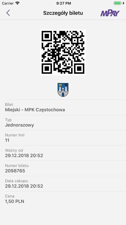 mPay płatności mobilne screenshot-4