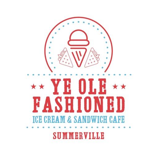 Ye Ole Fashioned Ice Cream