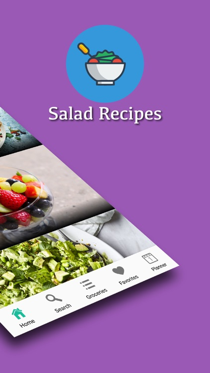 Salad Recipes & Meal Plans