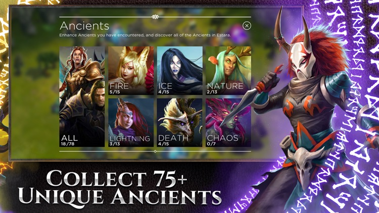 Rival Kingdoms: Endless Night screenshot-5