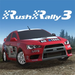 Rush Rally 3 app critiques