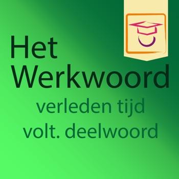 Icon: Werkwoorden vervoegen