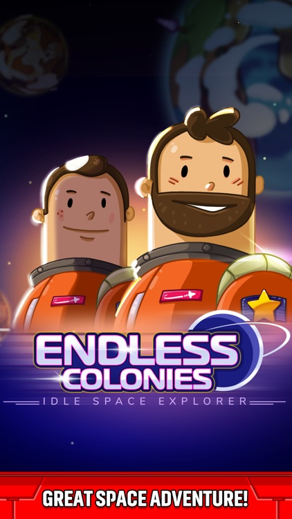 Endless Colonies: Idle Tycoon screenshot-0