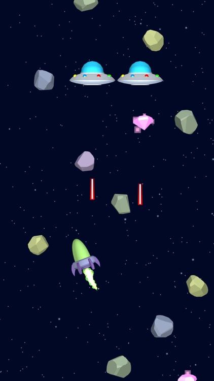 Tricky Rocket - Space Flight screenshot-5