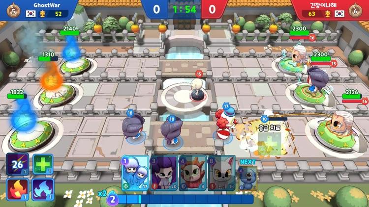 GhostWar : Casual Battle Arena screenshot-9