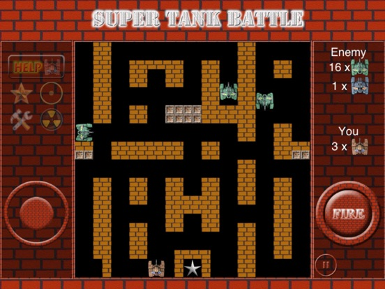 Screenshot #6 pour Super Tank Battle - myPadArmy