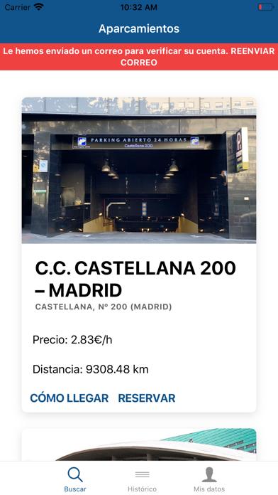 Aparcamientos New Capital screenshot 5