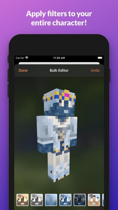 Skin Creator: Pro Edition screenshot 4