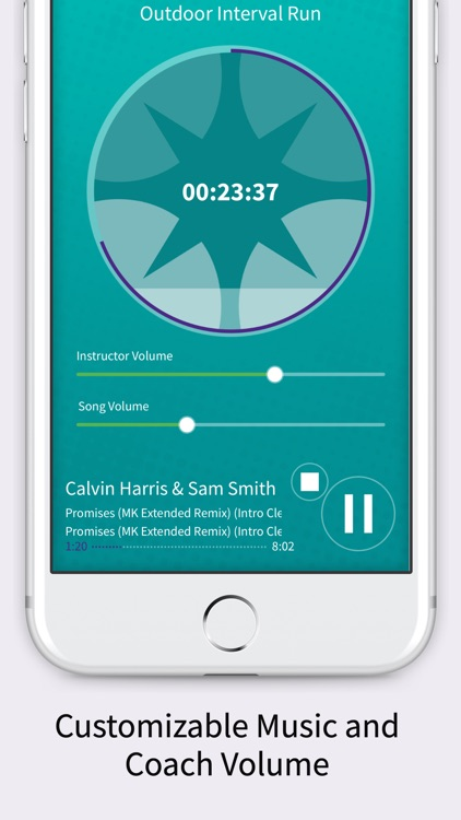 CardioCast: Audio Fitness App screenshot-4