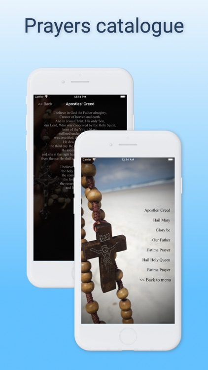 RosaryMate - Holy Rosary audio screenshot-8