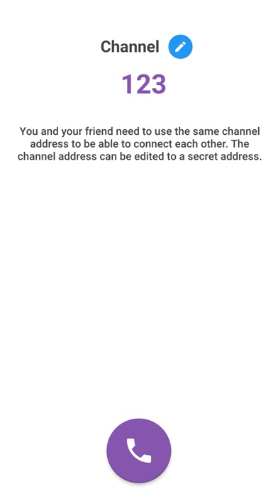 SCall - Private Video Chat Screenshot on iOS