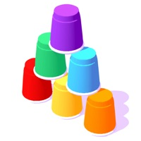 Cup Stack 3D