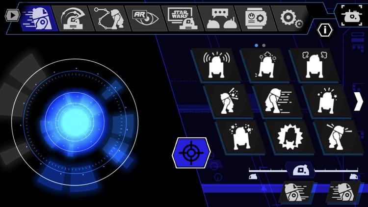 Star Wars Droids App by Sphero