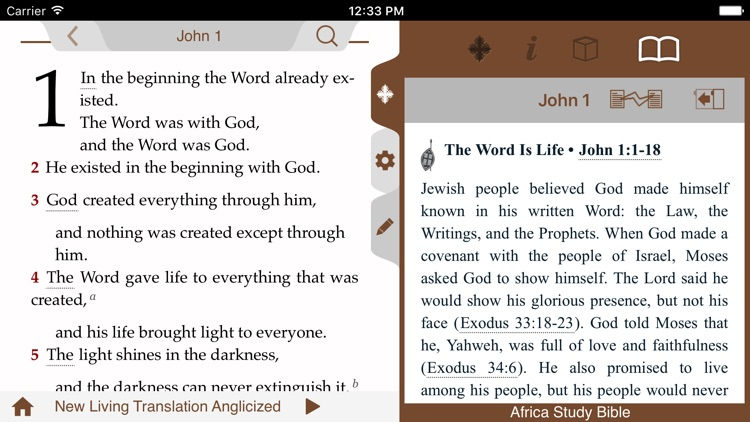 Africa Study Bible screenshot-3