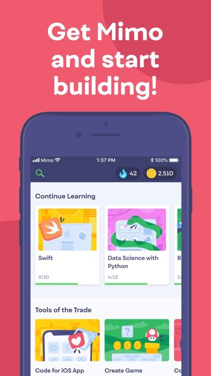 Mimo: Learn Coding/Programming screenshot-5